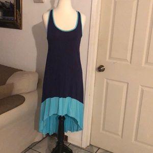 DECREE DRESS!! Dark blue and baby blue